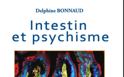 Publication de mon livre «Intestin et Psychisme»